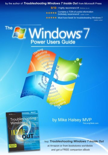 the Windows 7 Power Users Guide - svecc