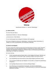 Download Vereinssatzung - Gewerbeverein-ilshofen.de