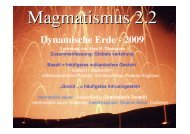 Dynamische Erde - 2009