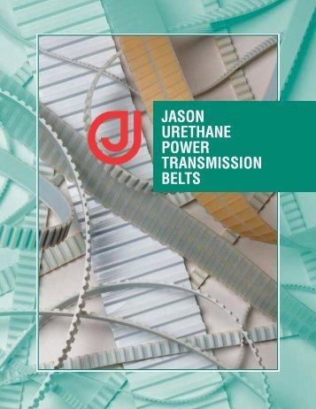 jason urethane power transmission belts - General Rubber Company