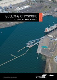 Cityscope July 2010 (PDF - 1.2MB) - City of Greater Geelong