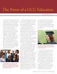 Georgian Court University Magazine - Page 5
