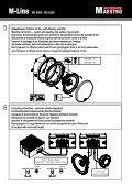 Einbauanleitung Installation Manual Directiones de installation ... - Page 5