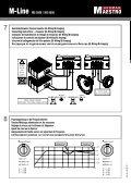 Einbauanleitung Installation Manual Directiones de installation ... - Page 6