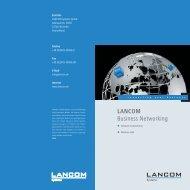 LANCOM Business Networking