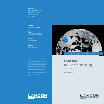 LANCOM Business Networking