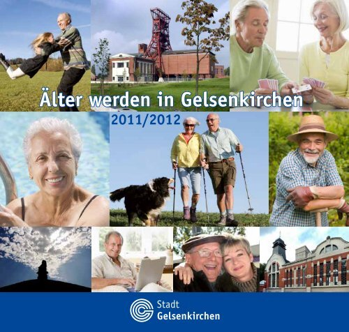 Seniorenratgeber 2012 - Stadt Gelsenkirchen