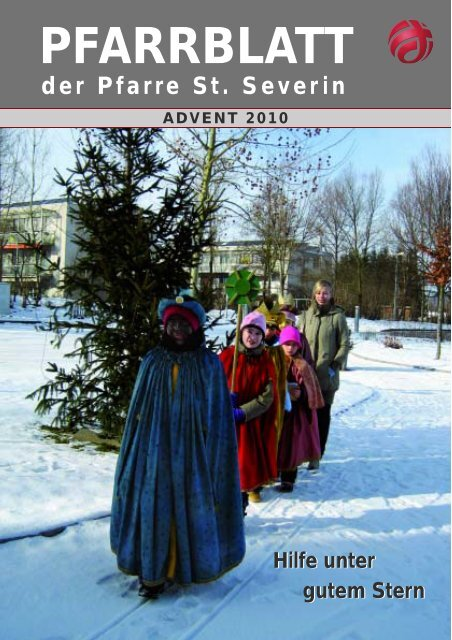 Pfarrblatt Advent 2010 Endfassung 4.11.10.qxd