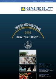 Gemeindeblatt | Dezember 2006 (.pdf | 2,36 MB) (0