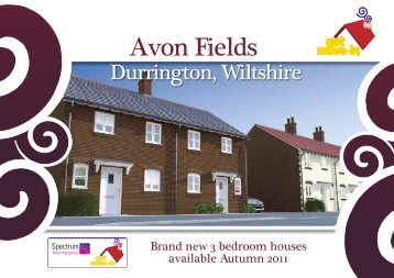 Avon Fields - Get Move-in >> Home