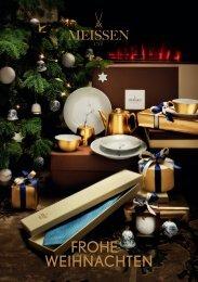 MEISSEN Frohe Weihnachten 2013
