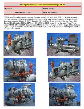 Mycom Reciprocating Compressor Manual