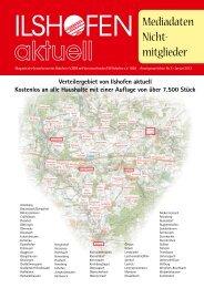 """Download Mediadaten """"Nicht-Mitglieder"""" - Gewerbeverein-ilshofen.de"""