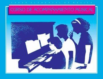 curso de acompañamiento musical - Gran Fratervidad Tao Gnóstica ...