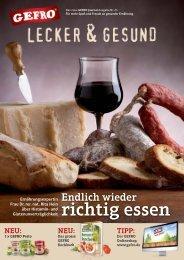 Ausgabe 23 Download - Gefro.de