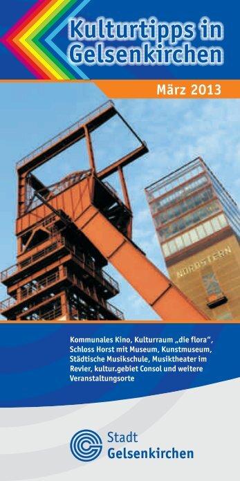 MÄRZ 2013 - Stadt Gelsenkirchen