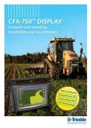 CFX-750™ Display - geo-konzept GmbH