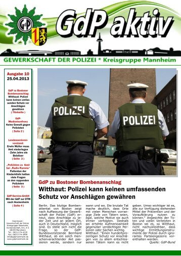 10 Publisher GdP digit@l 2013-04-19.pub - GdP Mannheim