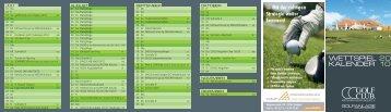 Wettspielkalender2010 GCKW 75 x 130 mm 2.cdr - Golfclub ...