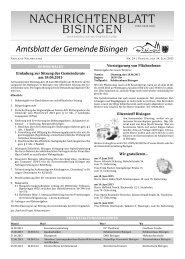 24 Umbruch_Leerumbr.qxd - Gemeinde Bisingen
