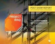 project iraq 2012