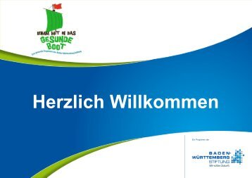 """""""Komm mit in das gesunde Boot - Kindergarten"""" (, 3.56 MByte)"""