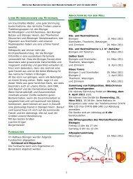 1 Bio- und Restmülltonne Bisingen 21 März 2011 Steinhofen ...