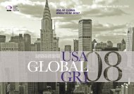 usa or global where to be 2010? - Global Real Estate Institute
