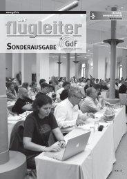 SONDERAUSGABE - GdF