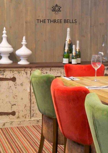 download menus & venue details (pdf) - Geronimo Inns