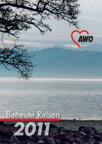 Betreute Reisen - AWO Oberberg
