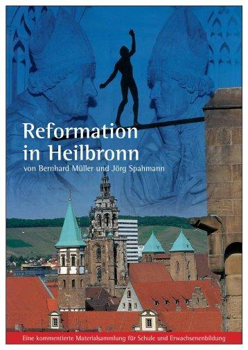 Reformation in Heilbronn - Evangelische Kirchengemeinde ...