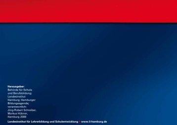 Hamburger Bildungsagenda - Globales Lernen