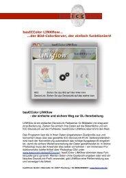 basICColor LINKflow… …der Bild-ColorServer, der einfach ...