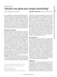 Reactie van Mearin en Vriezinga in het Nederlands Tijdschrift voor ...