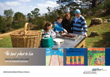 ANNUAL REPORT 2007-2008 CITY OF GREATER GEELONG