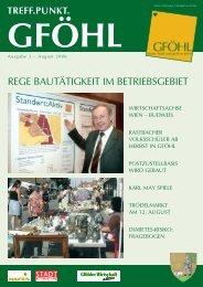 Gföhl 3_2006.indd - Stadtgemeinde Gföhl