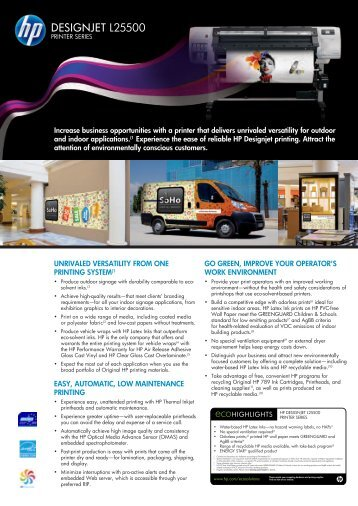 Download PDF - Continental Imaging Products