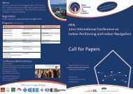Call for Papers - Geodetic Metrology and Engineering Geodesy