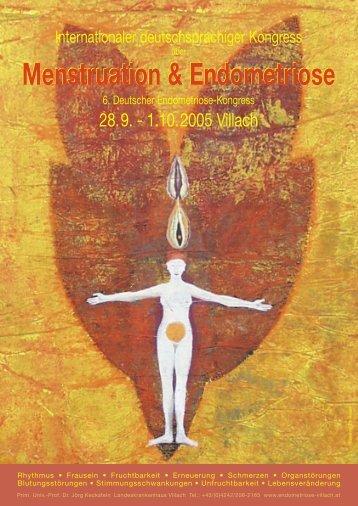 Menstruation & Endometriose Menstruation ... - Geburtskanal