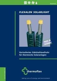 FLEXALEN SOLARLIGHT - GEVA
