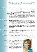 Chronologie 2004 – 2012 - Giordano Bruno Stiftung - Seite 5