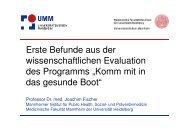 Download Vortrag Prof. Fischer - Gesunde Kinder - Kommt mit in ...