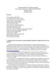 Ordre du jour - GDR SIP-GECC - CNRS