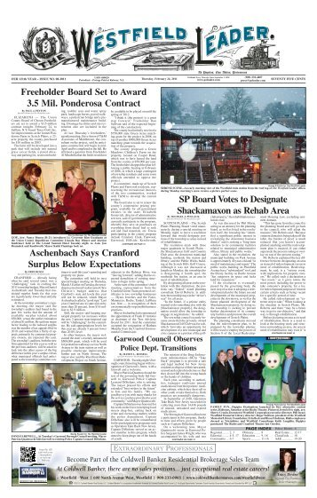 11feb24 newspaper - The Westfield Leader