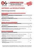 Anträgen - FSG - Seite 2