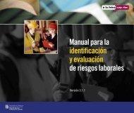 Manual para la identificación y evaluación de riesgos laborales (v3 ...