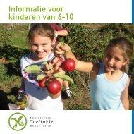 Informatie voor kinderen van 6-10 - Nederlandse Coeliakie Vereniging