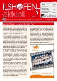 Ausgabe 5/2013 - Gewerbeverein-ilshofen.de