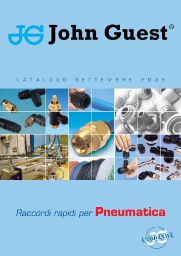 Catalogo prodotti John Guest - Giordano Benicchi